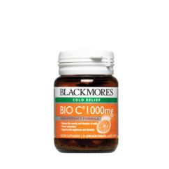 Blackmores Bio C 1000mg 31 Tablets
