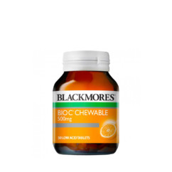 Blackmores Bio C Chewable 50 Tablets