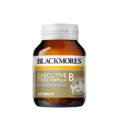 Blackmores Executive B 62 Tablets