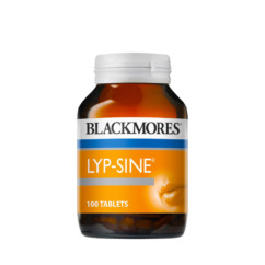 Blackmores Lyp-Sine 100 Tablets
