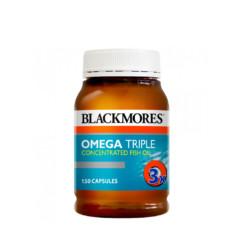 Blackmores Omega Triple 150 Capsules