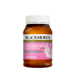Blackmores Pregnancy & Breast-Feeding Gold 180 Capsules