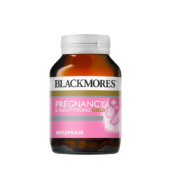 Blackmores Pregnancy & Breast-Feeding Gold 60 Capsules