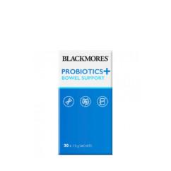 Blackmores Probiotics+ Bowel Support 30 Sachets