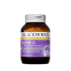 Blackmores REME-D for Migraine Headache 60 Capsules