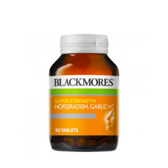 Blackmores Super Strength Horseradish