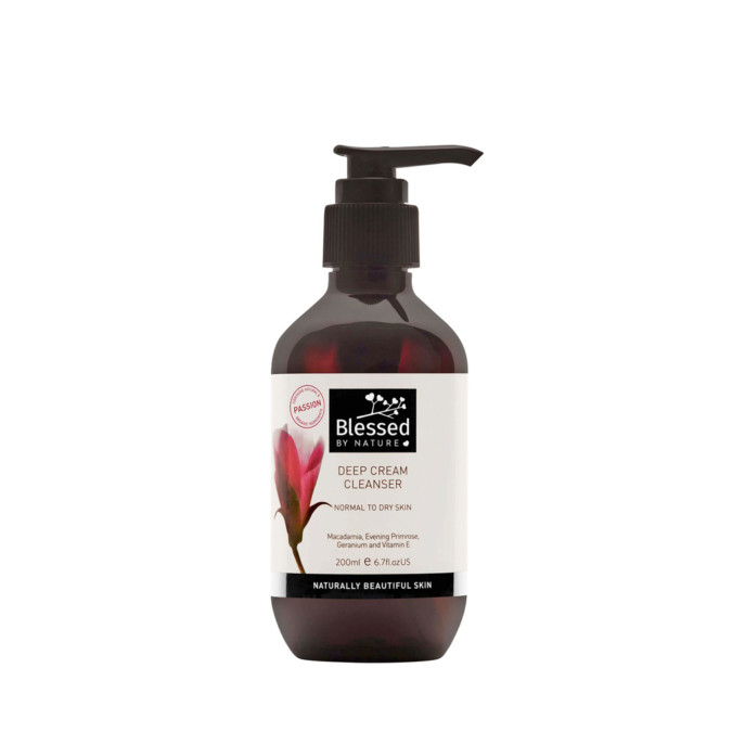 Blessed by Nature Deep Cream Cleanser 200mL