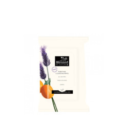 Blessed by Nature Purifying Cleansing Wipes 25 Sheets