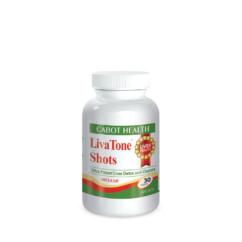 Cabot Health LivaTone Shots 30 Tablets