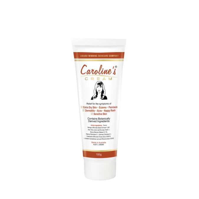 Caroline's Cream 100g Tube