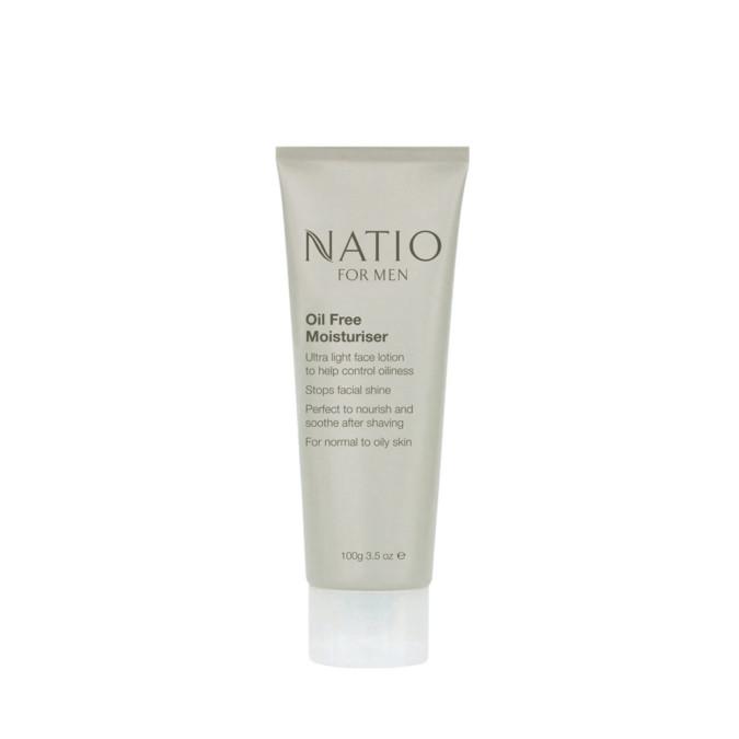 Natio For Men Oil-Free Moisturiser 100g