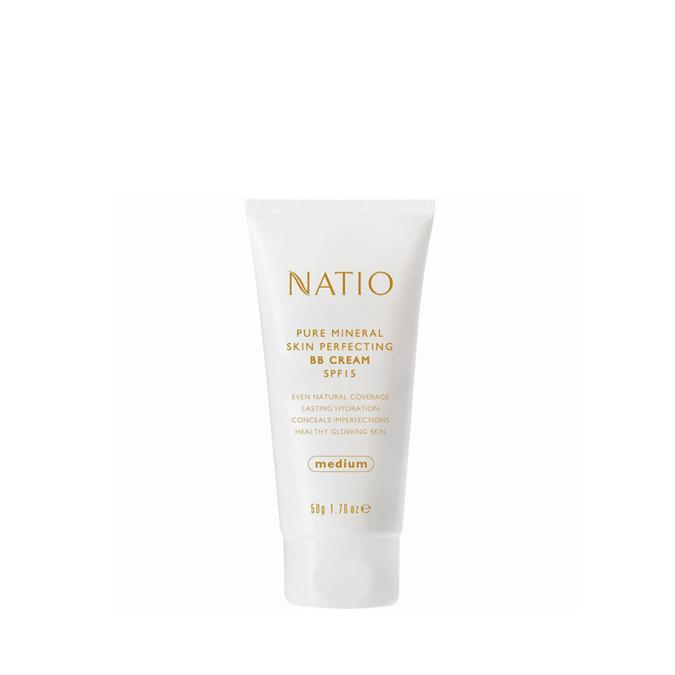Natio Pure Mineral Skin Perfecting BB Cream SPF15