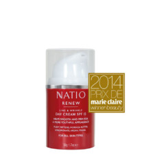Natio Renew Day Cream SPF 15 50g