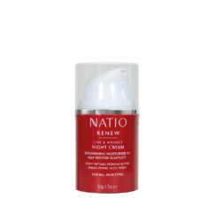 Natio Renew Night Cream 50g