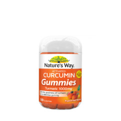 Nature's Way Activated Curcumin 50 Gummies