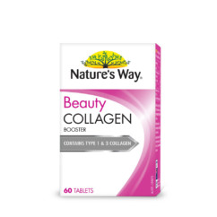 Nature's Way Beauty Collagen Booster 60 Tablets