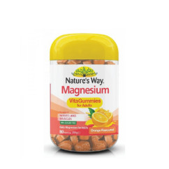 Nature's Way VitaGummies Adult Magnesium 80 Gummies