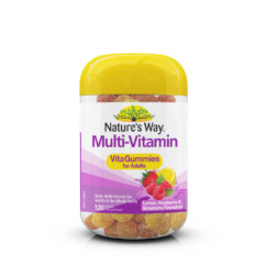 Nature's Way VitaGummies Adult Multi-Vitamin 120 Gummies