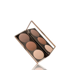 Nude by Nature Contour Pallette 3x 4g
