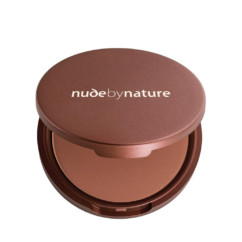 Nude by Nature Pressed Matte Mineral Bronzer 10g