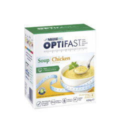 Optifast VLCD Chicken Soup 8x pack