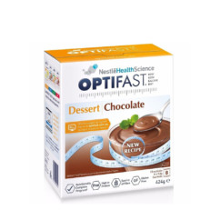 Optifast VLCD Chocolate Dessert 8x pack