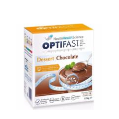 Optifast VLCD Chocolate Dessert 8x pack