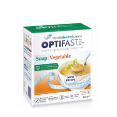 Optifast VLCD Vegetable Soup 8x pack