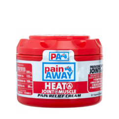 PainAway Heat + Pain Relief Cream 70g