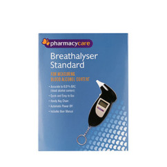 Pharmacy Care Breathalyser Standard