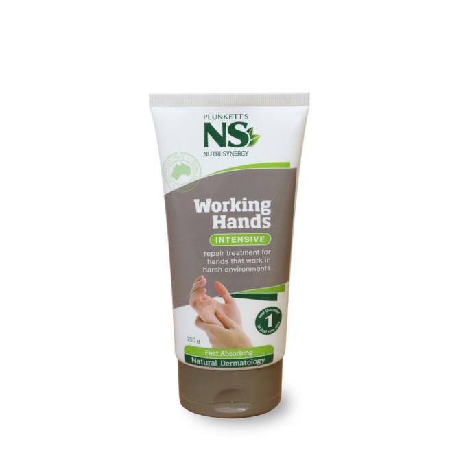 Plunkett's NS Working Hands Intensive 150g