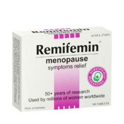 Remifemin Menopause Symptoms Relief 100 Tablets