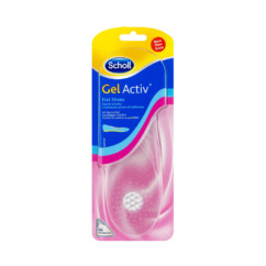 Scholl Gel Activ Flat Shoes Insole