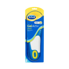 Scholl Gel Activ Sport Insole for Men