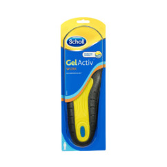 Scholl Gel Activ Work Insole for Men