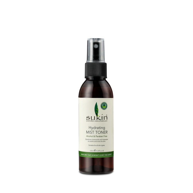 Sukin Hydrating Mist Toner 125mL