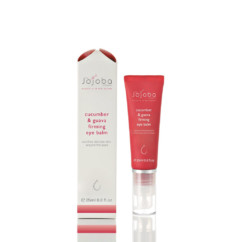 The Jojoba Company Cucumber & Guava Firming Eye Balm 25mL