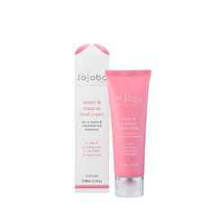 The Jojoba Company Lemon & Coconut Hand Cream 80mL