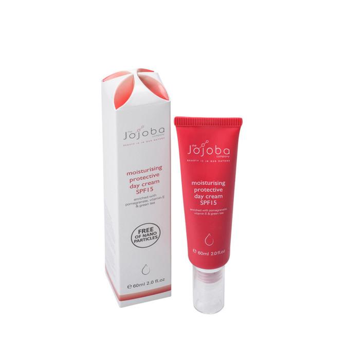 The Jojoba Company Protective Day Cream SPF15 60mL