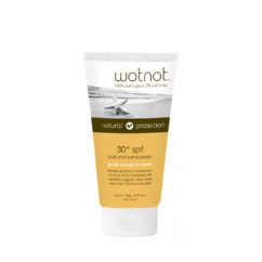 Wotnot Natural Sunscreen SPF30 150g